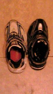 残された靴
